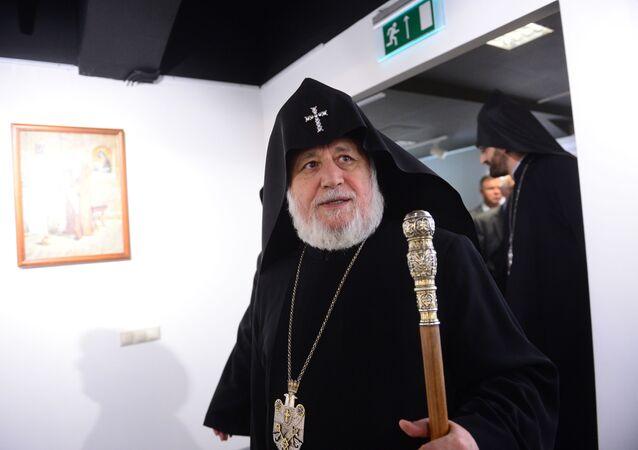 Katolikos wszystkich Ormian Karekin II.