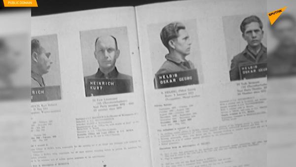 Proces norymberski: Trybunał, który zmienił świat - Sputnik Polska