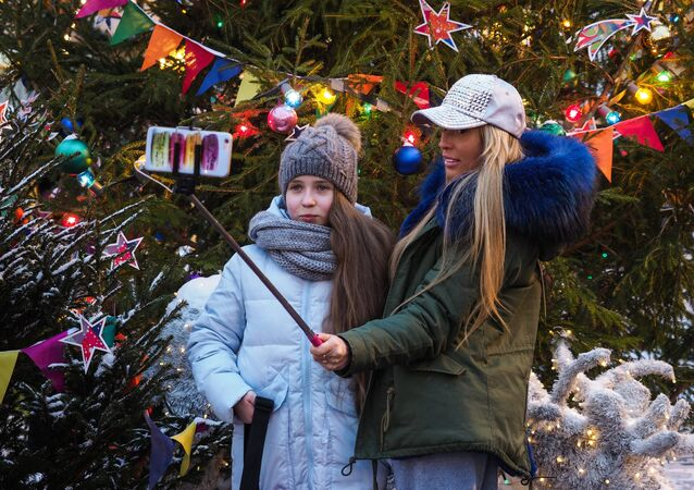 Święta, Moskwa