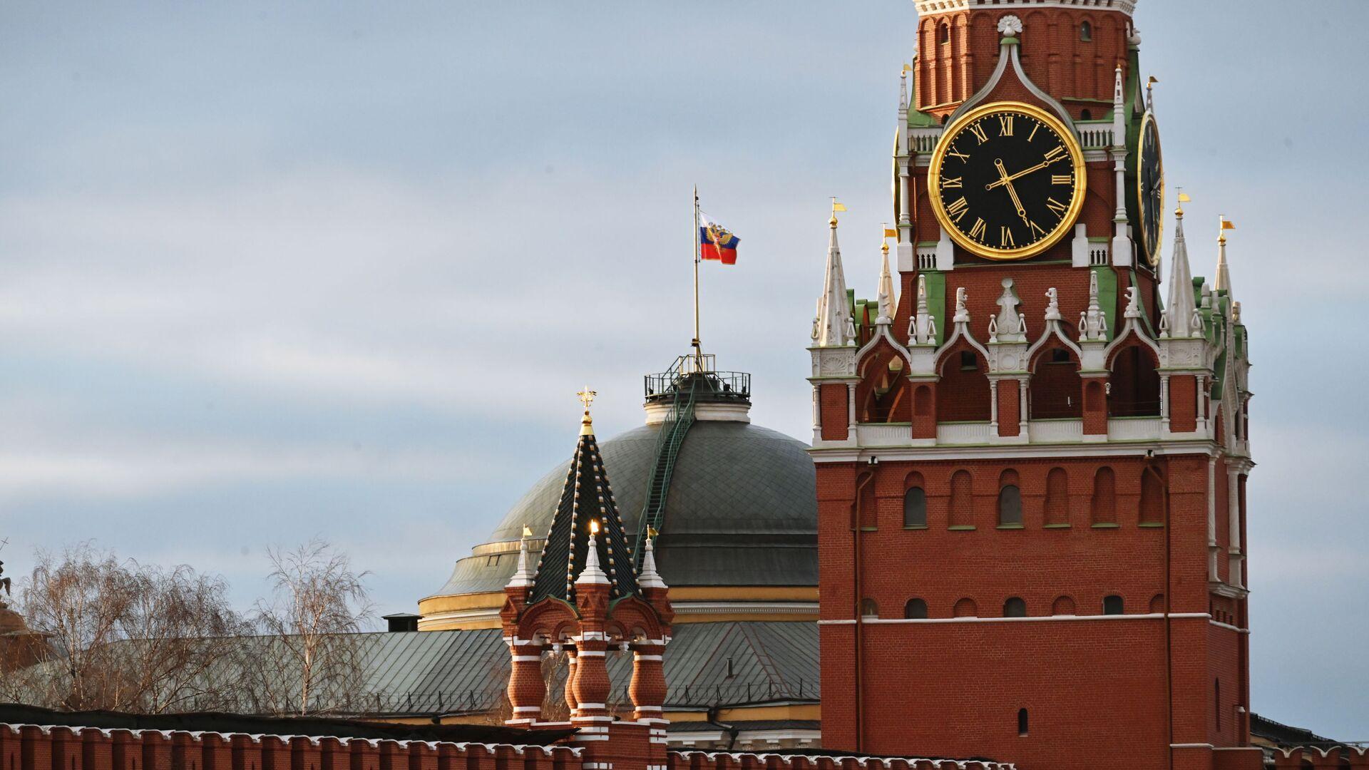 Kreml moskiewski - Sputnik Polska, 1920, 19.04.2021