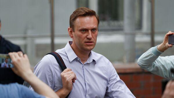 Aleksiej Nawalny - Sputnik Polska