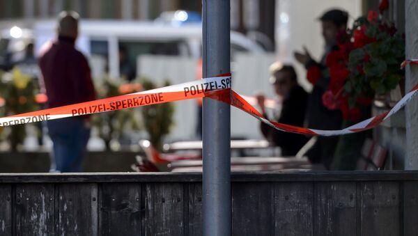 Szwajcaria. Atak nożowniczki w Lugano. - Sputnik Polska