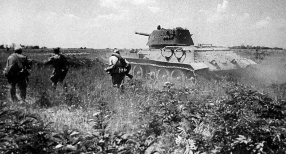 Orłowska ofensywa podczas bitwy pod Kurskiem