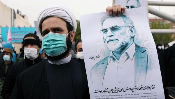 Fizyk jądrowy Mohsen Fakhrizadeh zginął w zamachu w prowincji Teheran 27 listopada - Sputnik Polska
