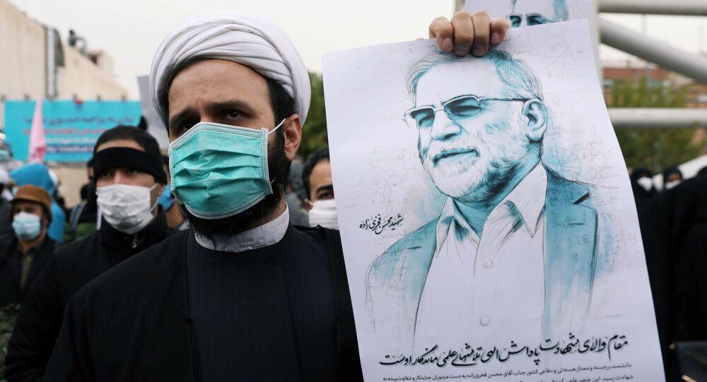 Fizyk jądrowy Mohsen Fakhrizadeh zginął w zamachu w prowincji Teheran 27 listopada
