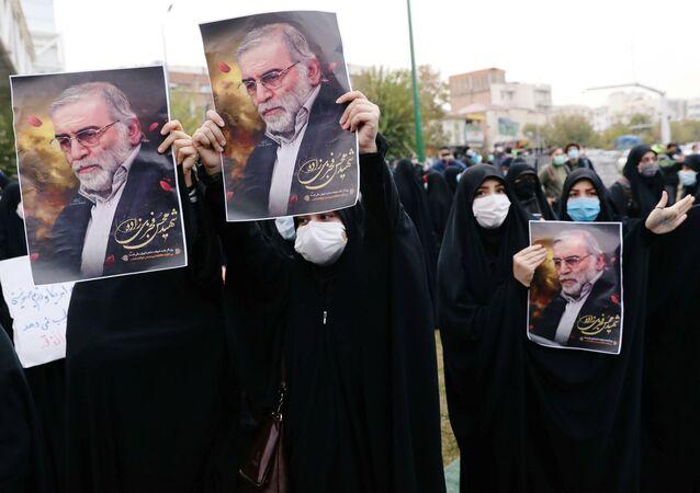 Mohsen Fahrizadeh na plakatach
