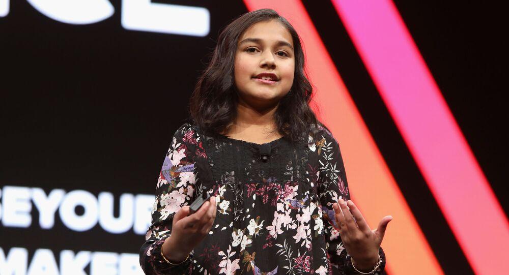 Gitanjali Rao - dziecko roku