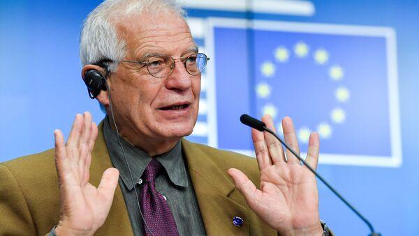 Josep Borrell - Sputnik Polska