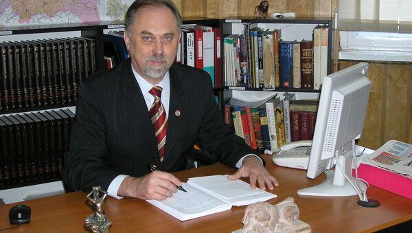 Poseł na Sejm Janusz Sanocki - Sputnik Polska