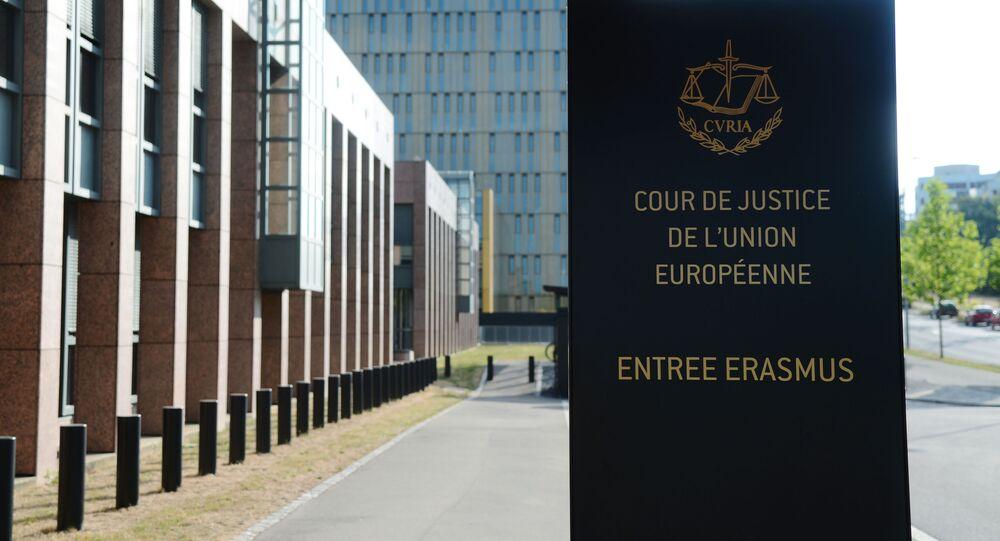 Trybunał Sprawiedliwości Unii Europejskiej (TSUE)