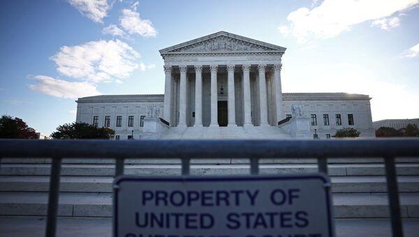 Sąd Najwyższy Stanów Zjednoczonych, Waszyngton - Sputnik Polska