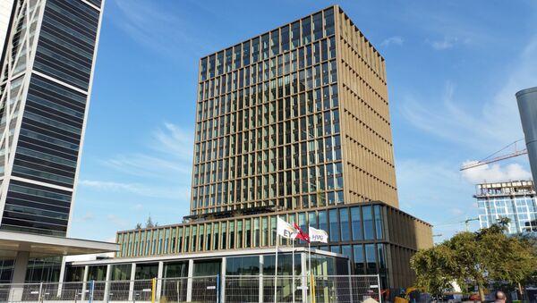 Budynek Europejskiej Agencji Leków w Amsterdamie, Holandia - Sputnik Polska