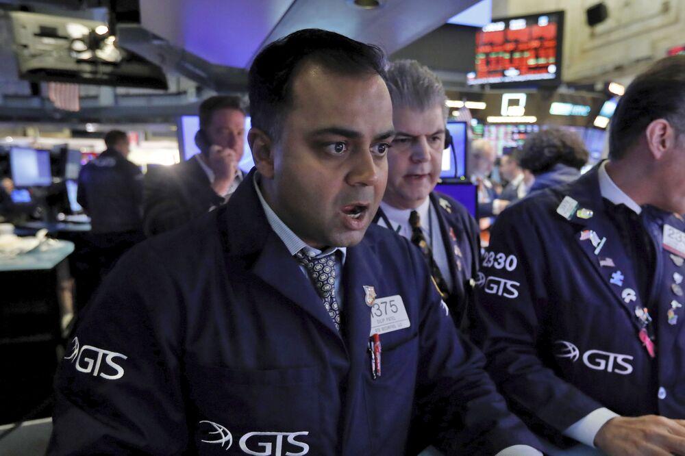 Amerykańska giełda zamknęła się z rekordowym spadkiem