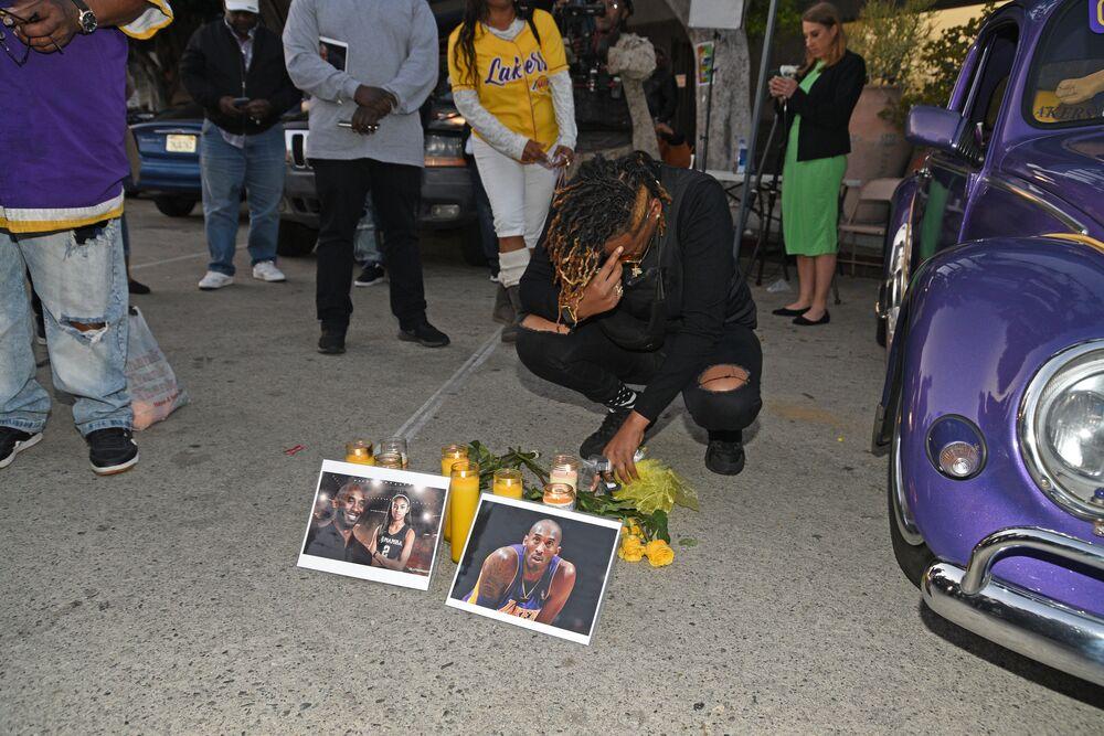 Śmierć Kobe'ego Bryanta