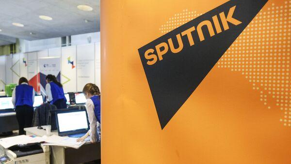 Sputnik logo - Sputnik Polska