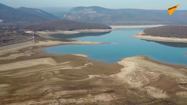 Problemy z wodą pitną na Krymie - Sputnik Polska