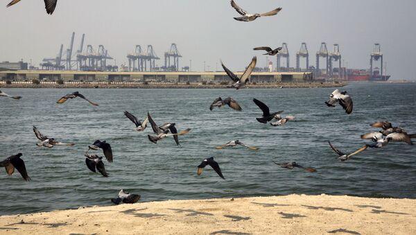 Port Dżedda, Arabia Saudyjska. - Sputnik Polska