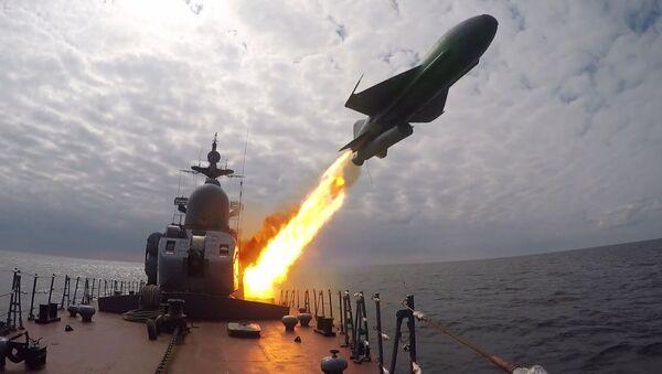 Najnowsza korweta Gremiaszczij na ćwiczeniach na Morzu Bałtyckim - Sputnik Polska