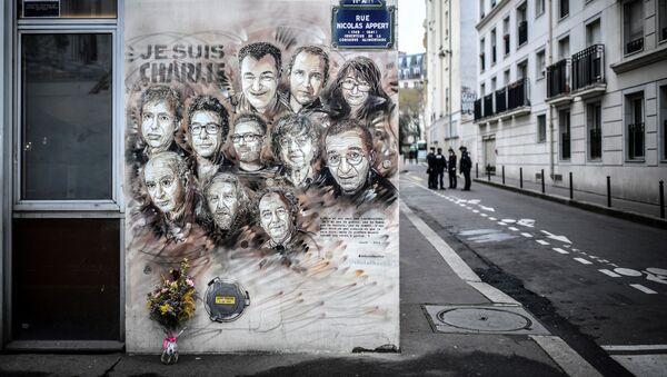 Redakcja Charlie Hebdo - Sputnik Polska