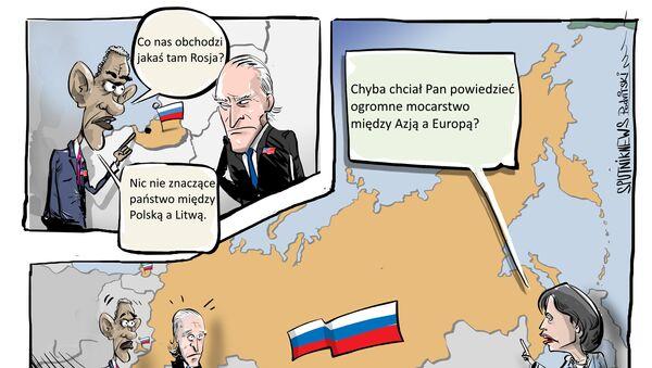 """""""Biden nie może zostać Obamą 2.0""""  - Sputnik Polska"""