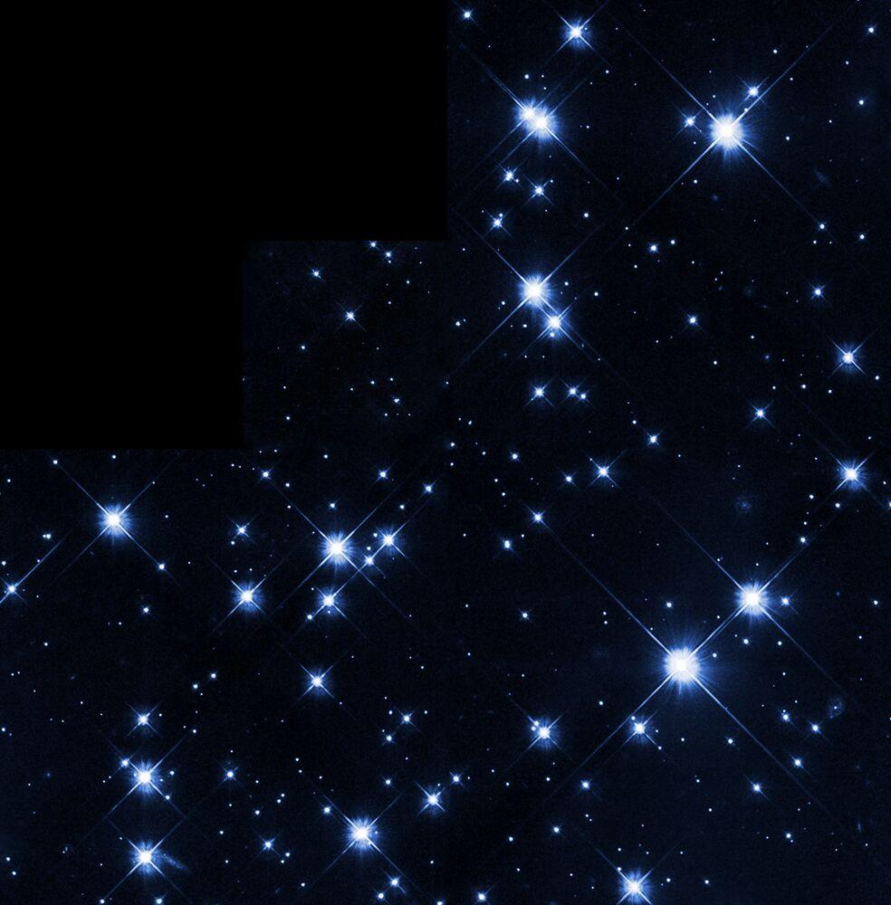 Podwójna gromada Perseusza Caldwell 14