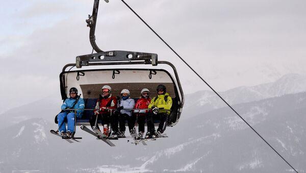 Ośrodek narciarski w Zakopanem - Sputnik Polska