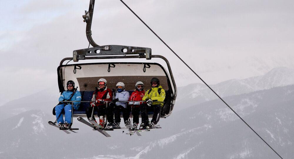 Ośrodek narciarski w Zakopanem
