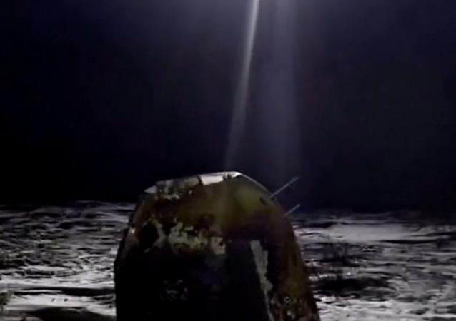 Chiński Chang'e 5 wrócił na Ziemię z próbkami księżycowymi