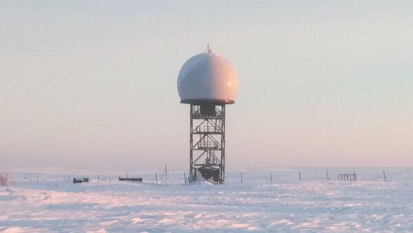 Radar Sopka-2. - Sputnik Polska