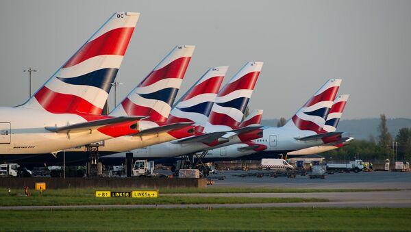 Samoloty British Airways - Sputnik Polska