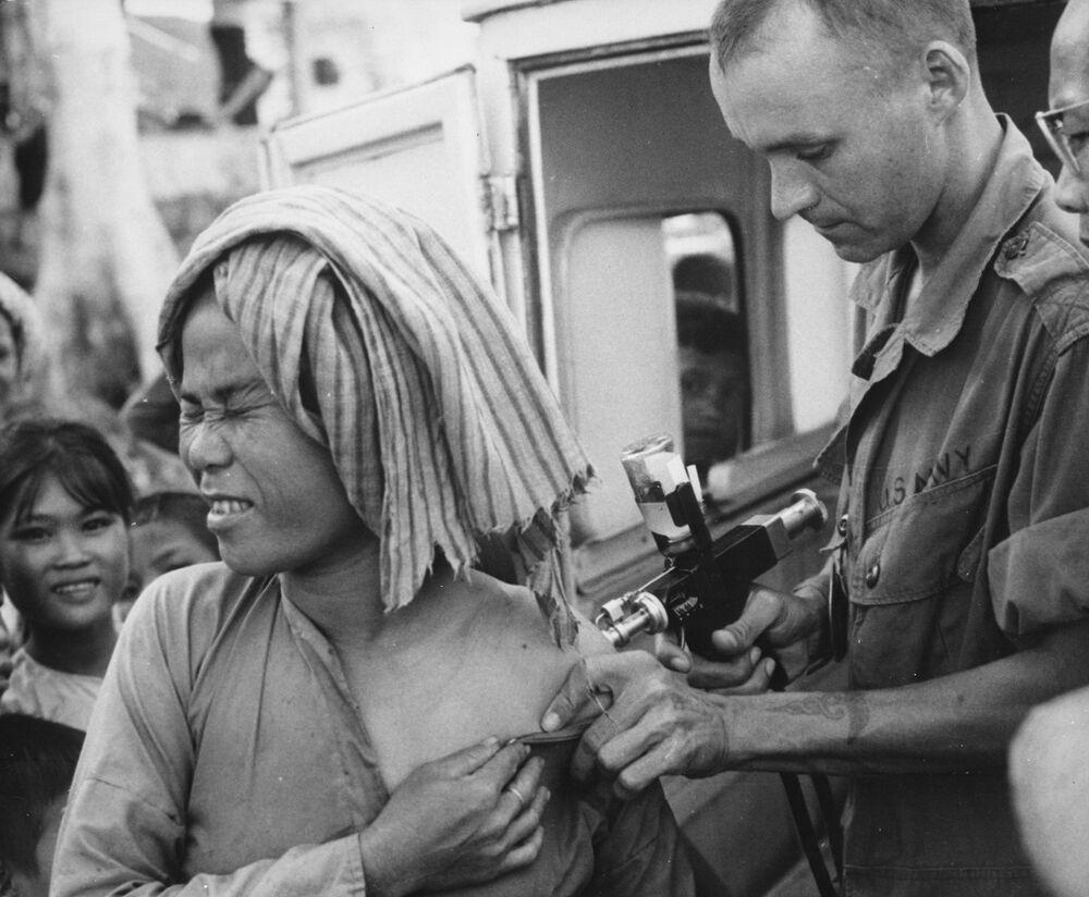 Szczepienie przeciwko cholerze w Wietnamie