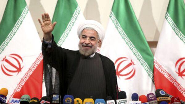 Hasan Rouhani  - Sputnik Polska