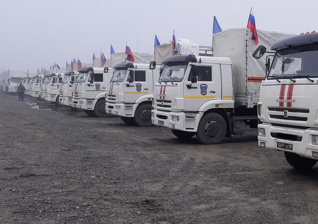 Rosyjska pomoc humanitarna