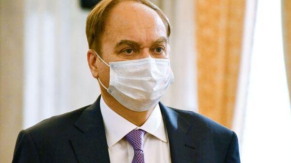 Ambasador Federacji Rosyjskiej w Stanach Zjednoczonych Anatolij Antonow - Sputnik Polska