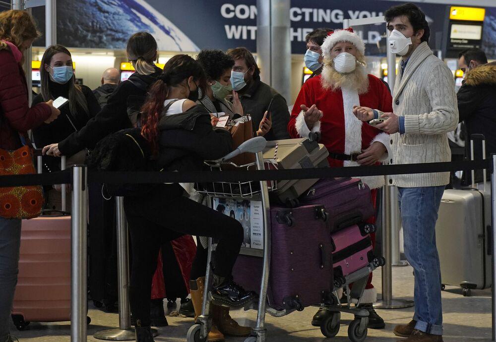 Sytuacja na lotnisku Heathrow