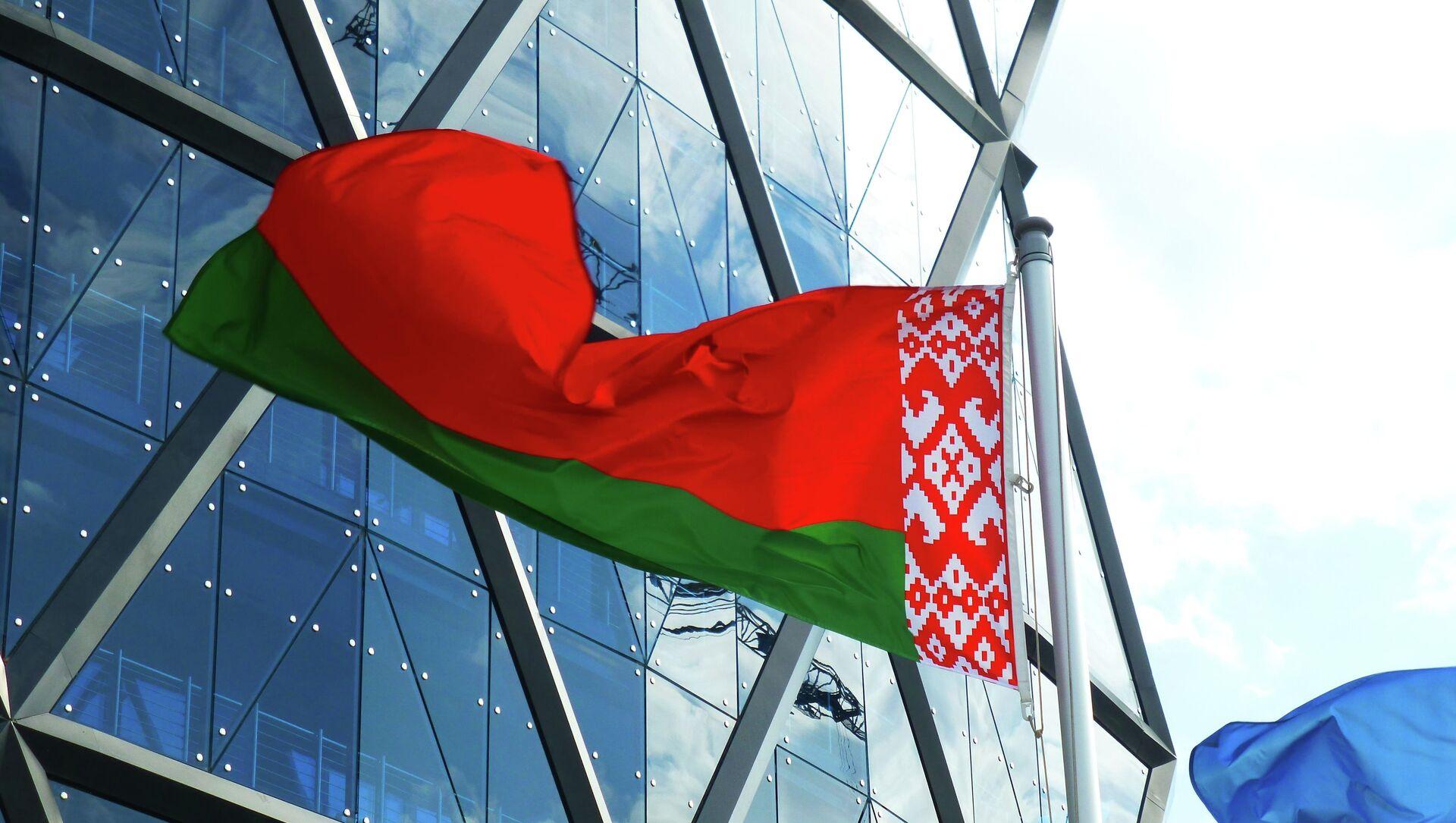 flaga białorusi - Sputnik Polska, 1920, 25.05.2021