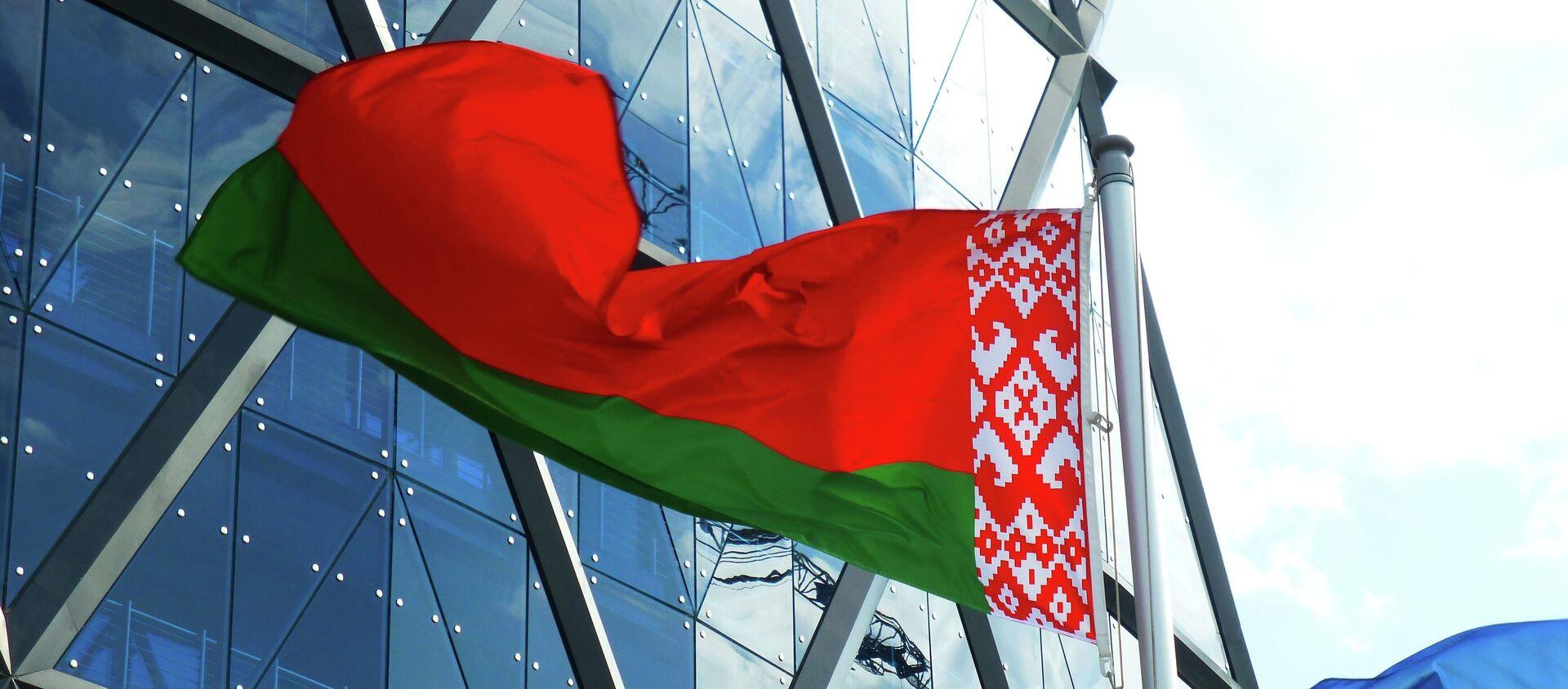 flaga białorusi - Sputnik Polska, 1920, 26.03.2021