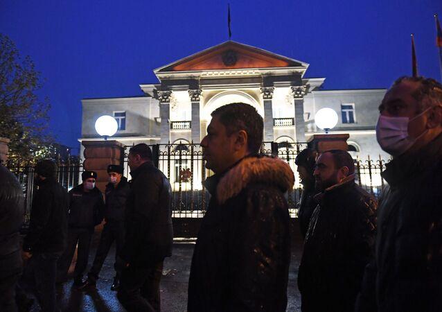 Budynek parlamentu Armenii