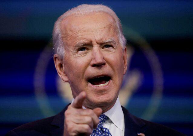 Prezydent elekt Stanów Zjednoczonych Joe Biden