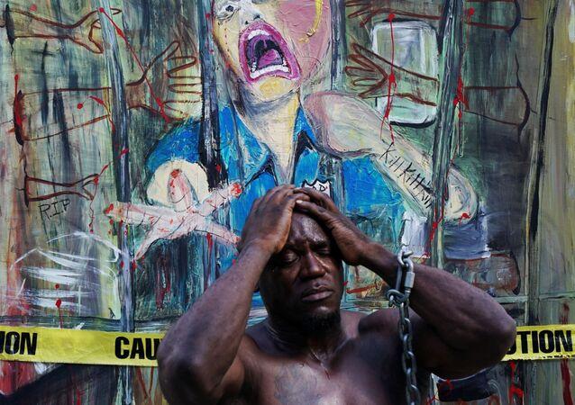 Protesty i zamieszki w USA po śmierci Afroamerykanina George'a Floyda