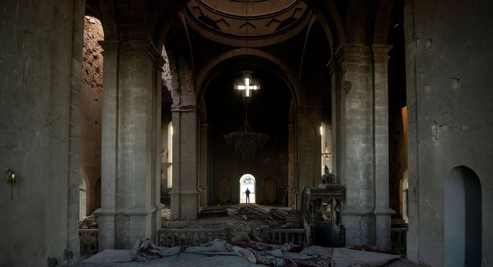 Kościół Chrystusa Zbawiciela w Şuşy