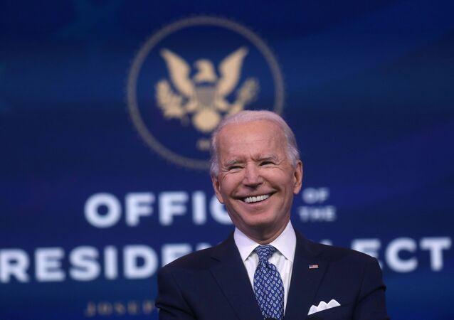 Prezydent-elekt USA Joe Biden