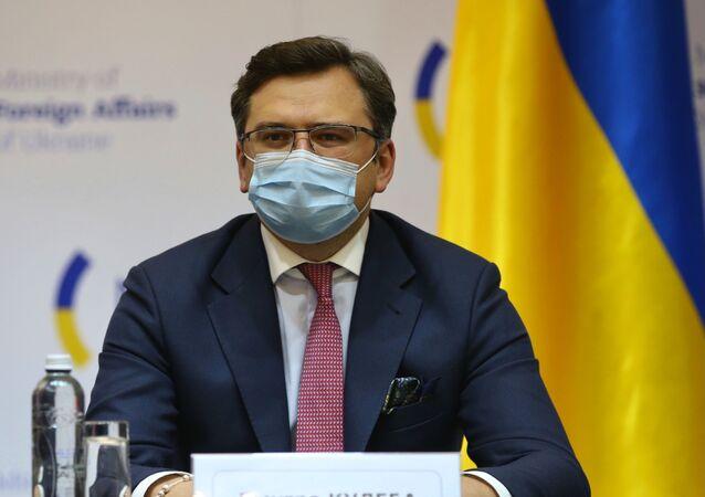 Minister spraw zagranicznych Ukrainy Dmitrij Kuleba.