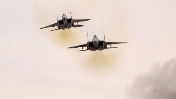Myśliwce F-15 - Sputnik Polska