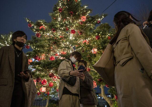 Boże Narodzenie w Tokio