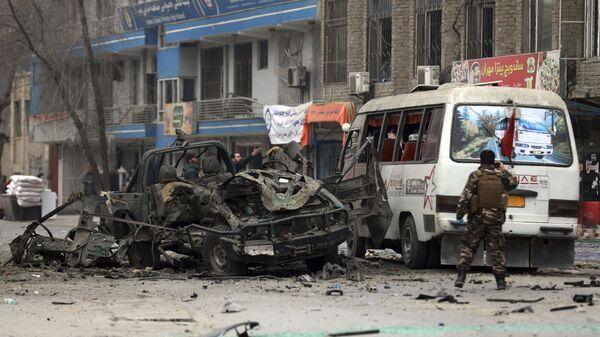 Eksplozja w Kabulu - Sputnik Polska