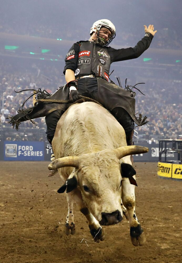 Mistrzostwa Professional Bull Riders w Nowym Jorku