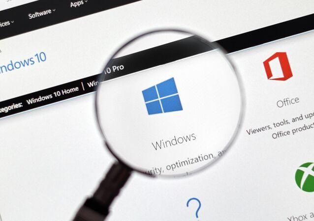 System operacyjny Microsoft Windows 10