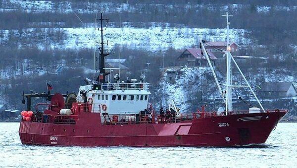 """Statek """"Onega"""" - Sputnik Polska"""