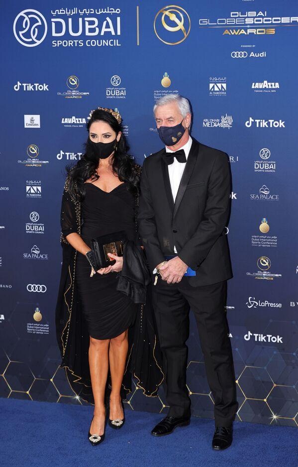 Ian Rush na gali Globe Soccer Awards - Sputnik Polska